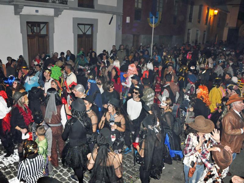 Carnaval de Los Silos