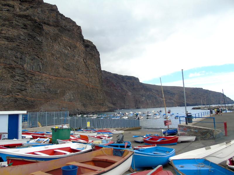 Puerto de Vueltas | La Gomera
