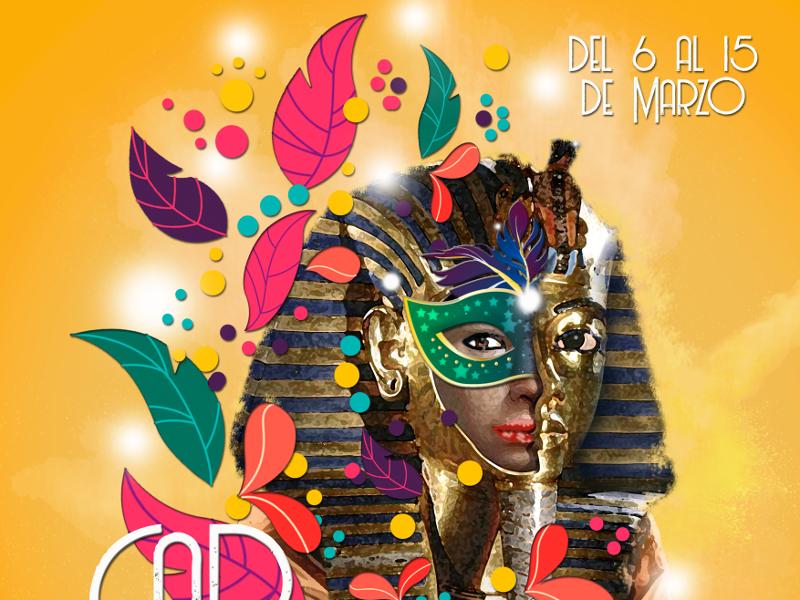 Programa del Carnaval de Granadilla de Abona 2020