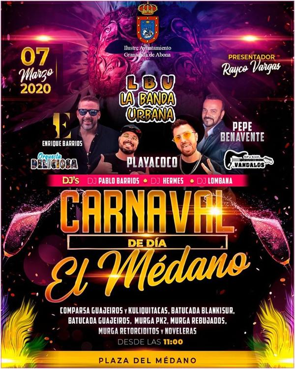 Carnaval de Granadilla de Abona 2020