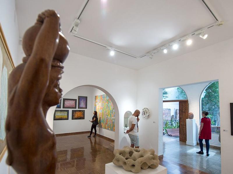 Visita Online museos canarios