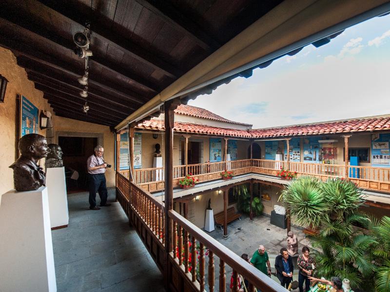 Museos canarios con visita virtual