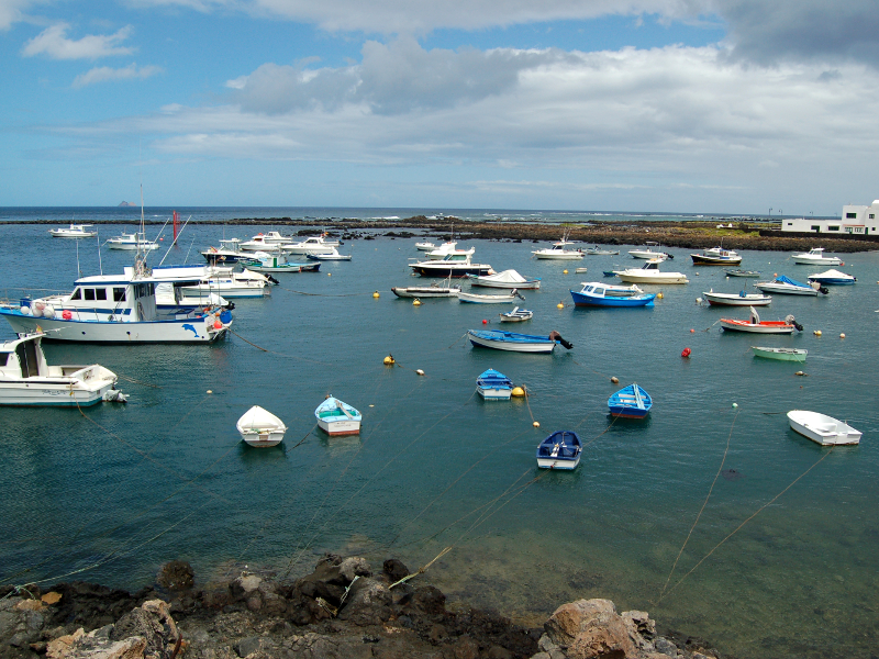 Puertos de Lanzarote