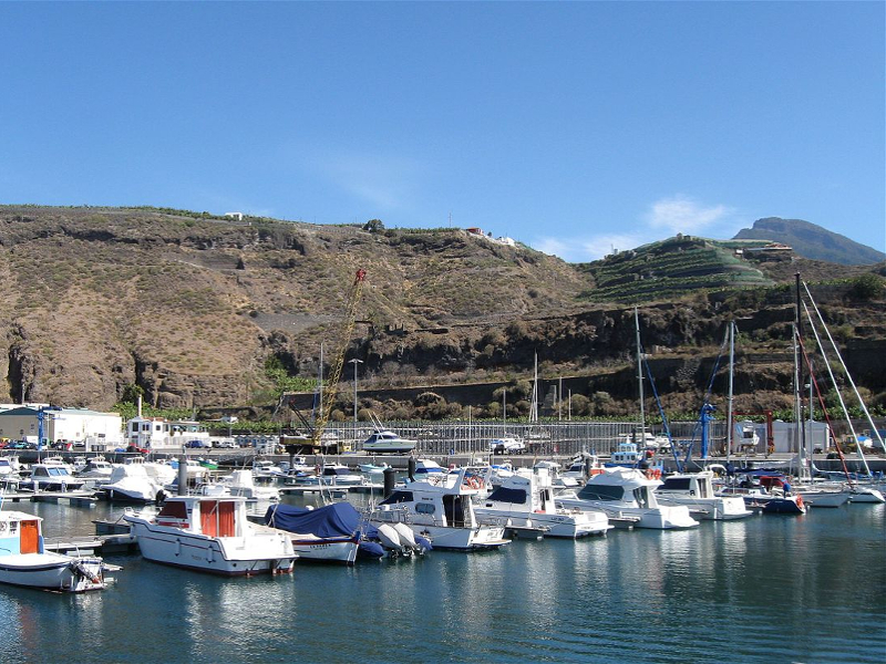 Puertos de las Islas Canarias