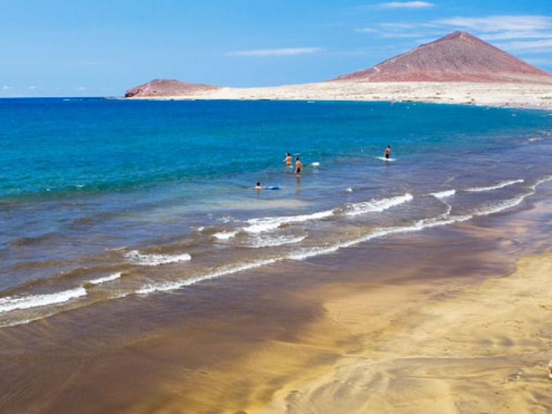 Playas de Tenerife con webcam