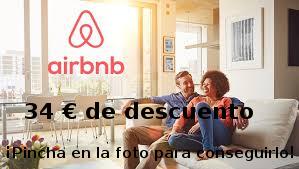 Descuento reserva Airbnb
