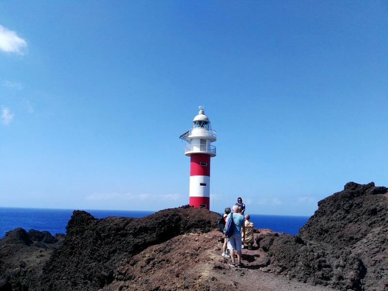 Faros de las Islas Canarias
