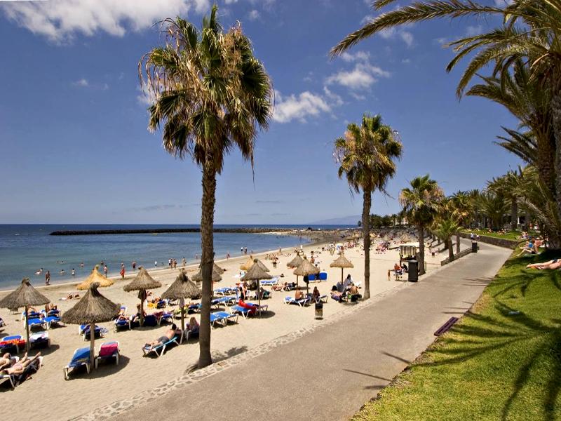Playas Bandera Azul en Tenerife