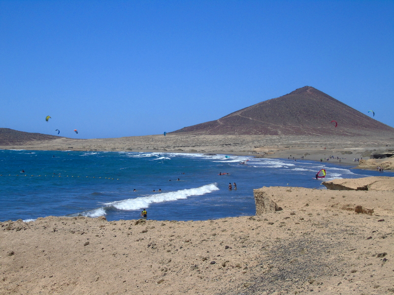 Playas de El Médano