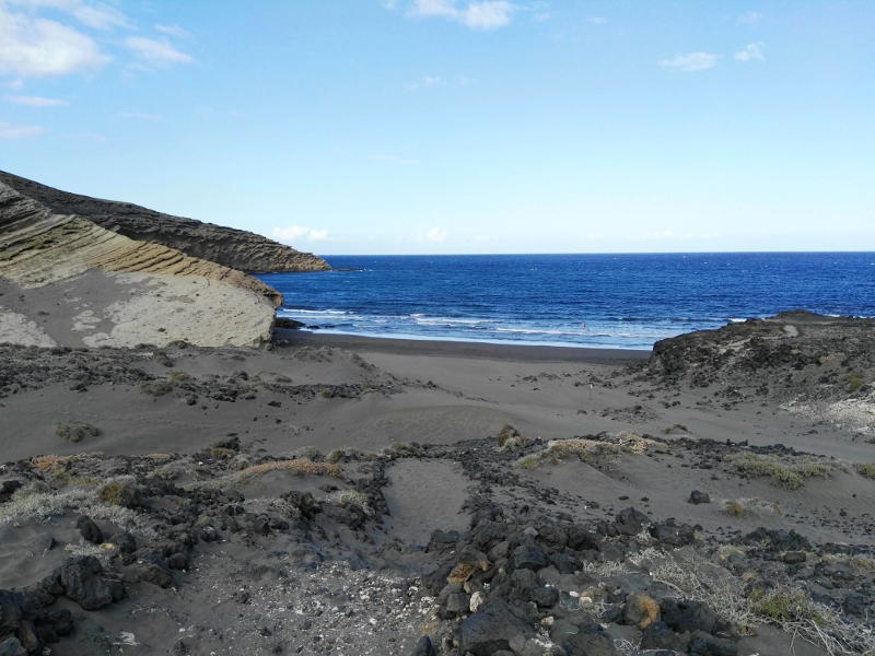 Playas de Tenerife Sur