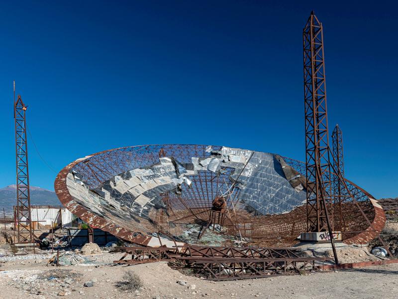 Lugares abandonados de Tenerife