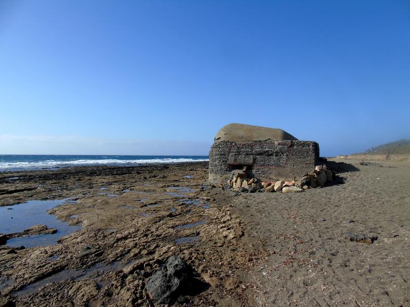 Bunkers II Guerra Mundial | Tenerife