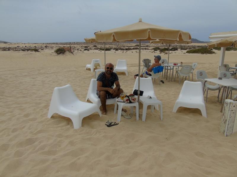 Chiringuitos de Fuerteventura