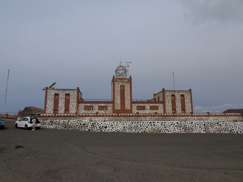 Faros de Fuerteventura