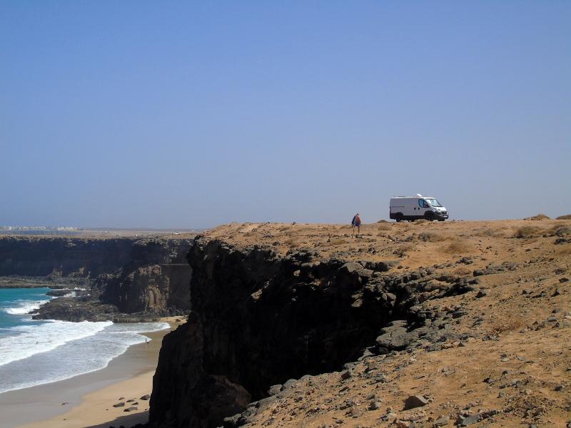 Fuerteventura en furgoneta | En ruta por el paraíso