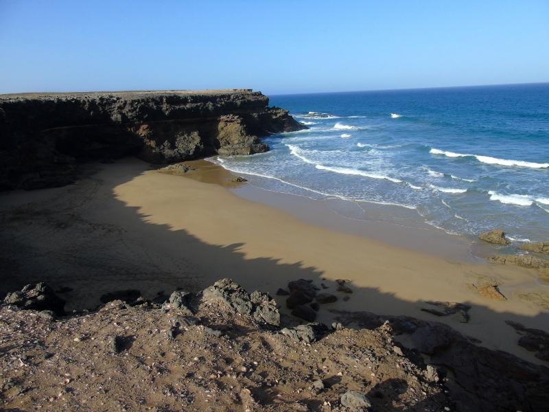 Playas de Tindaya