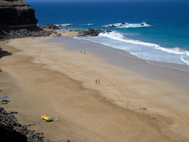 Playa de la Escalera | Fuerteventura