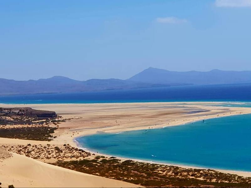 Playas de Sotavento | Fuerteventura