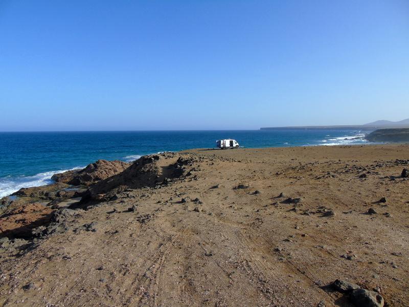 Furgonetas Fuerteventura