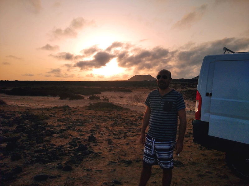 Camper Fuerteventura