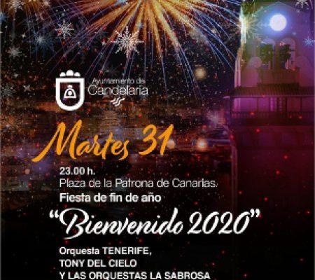 Fin de Año 2019 en Tenerife | Candelaria