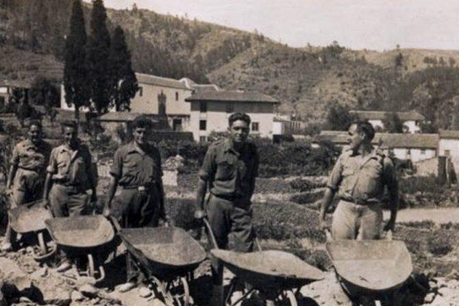 Batallón 91 de Vilaflor